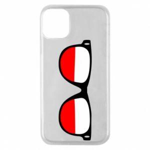 Etui na iPhone 11 Pro Flaga Polski