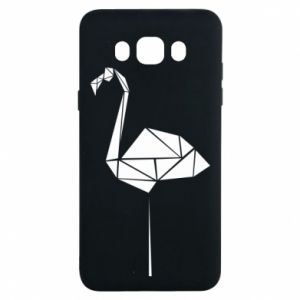 Samsung J7 2016 Case Flamingo