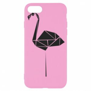 iPhone SE 2020 Case Flamingo