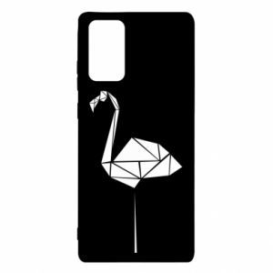 Samsung Note 20 Case Flamingo