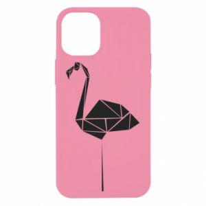 iPhone 12 Mini Case Flamingo