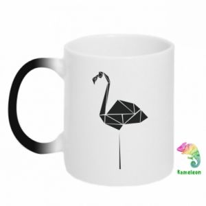 Magic mugs Flamingo