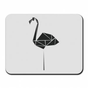 Mouse pad Flamingo