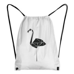 Backpack-bag Flamingo