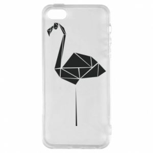 iPhone 5/5S/SE Case Flamingo