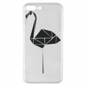 iPhone 7 Plus case Flamingo