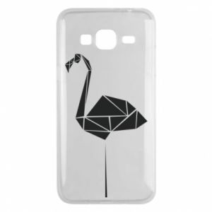Samsung J3 2016 Case Flamingo