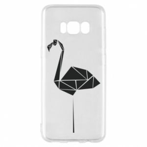Samsung S8 Case Flamingo