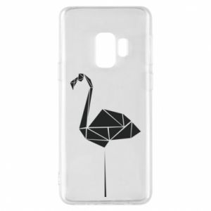 Samsung S9 Case Flamingo