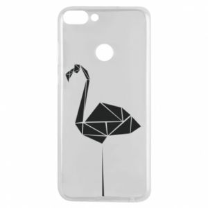 Huawei P Smart Case Flamingo