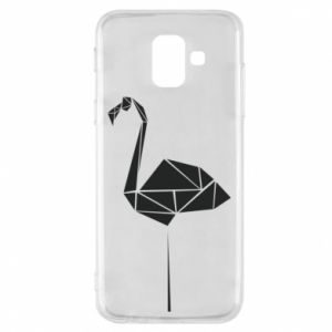 Samsung A6 2018 Case Flamingo