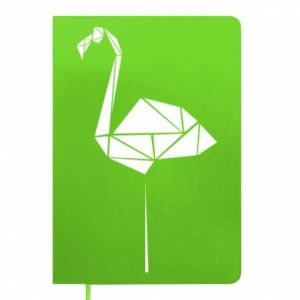 Notepad Flamingo