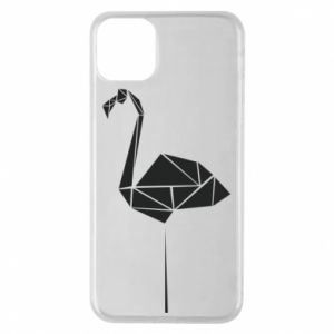 iPhone 11 Pro Max Case Flamingo