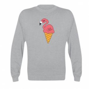 Bluza dziecięca Flamingo ice cream