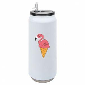 Puszka termiczna Flamingo ice cream