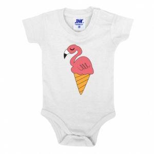 Body dla dzieci Flamingo ice cream