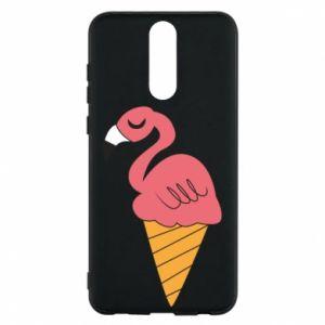 Etui na Huawei Mate 10 Lite Flamingo ice cream