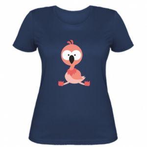 Women's t-shirt Flamingo