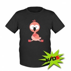 Kids T-shirt Flamingo