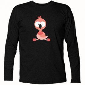 Koszulka z długim rękawem Flamingo