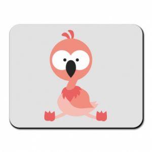 Mouse pad Flamingo