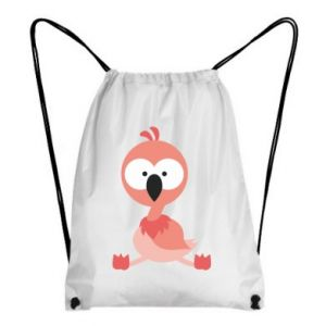 Backpack-bag Flamingo