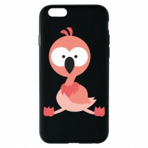 Etui na iPhone 6/6S Flamingo