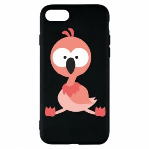 Etui na iPhone 8 Flamingo