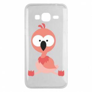 Samsung J3 2016 Case Flamingo