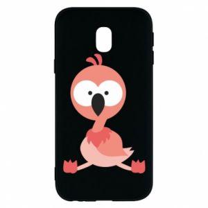 Samsung J3 2017 Case Flamingo