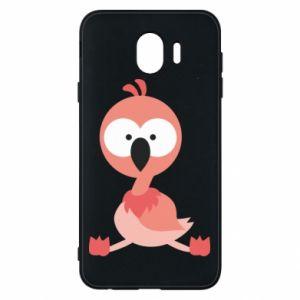 Samsung J4 Case Flamingo