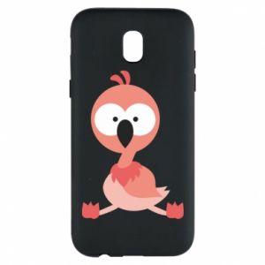 Phone case for Samsung J5 2017 Flamingo