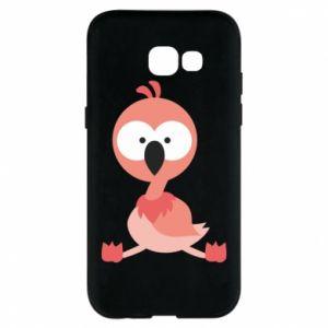 Samsung A5 2017 Case Flamingo
