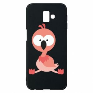 Etui na Samsung J6 Plus 2018 Flamingo