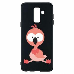 Samsung A6+ 2018 Case Flamingo