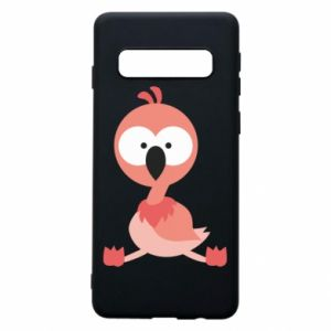 Phone case for Samsung S10 Flamingo