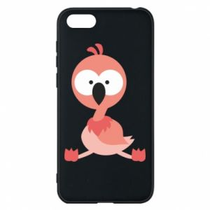 Phone case for Huawei Y5 2018 Flamingo