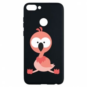 Etui na Huawei P Smart Flamingo