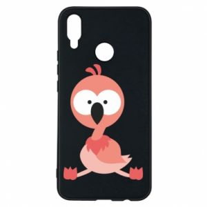 Etui na Huawei P Smart Plus Flamingo