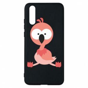 Huawei P20 Case Flamingo
