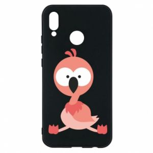 Huawei P20 Lite Case Flamingo