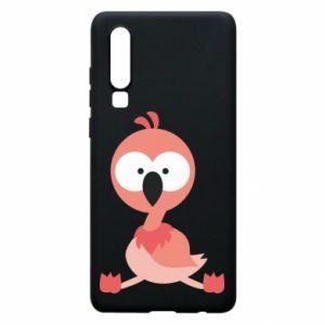 Huawei P30 Case Flamingo