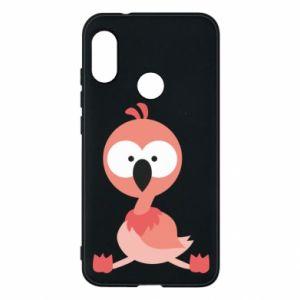 Mi A2 Lite Case Flamingo