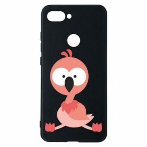 Xiaomi Mi8 Lite Case Flamingo
