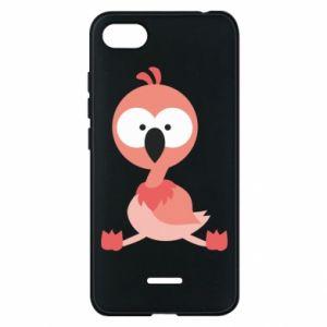 Xiaomi Redmi 6A Case Flamingo