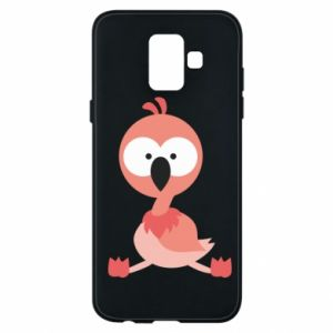 Samsung A6 2018 Case Flamingo