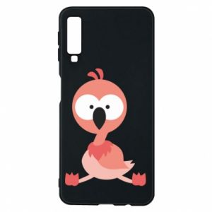 Samsung A7 2018 Case Flamingo