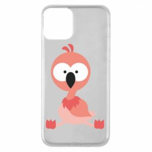 Etui na iPhone 11 Flamingo