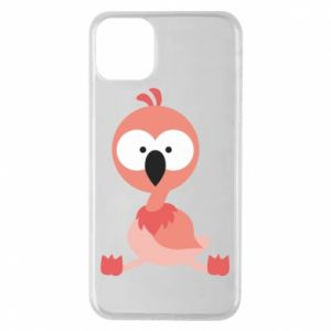 Etui na iPhone 11 Pro Max Flamingo