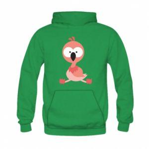 Kid's hoodie Flamingo